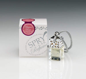 Persian Rose Luxury Car Perfume Home Fragrance Spry