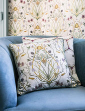 Load image into Gallery viewer, Potagerie Cream Cushion Soft Furnishing Belfield