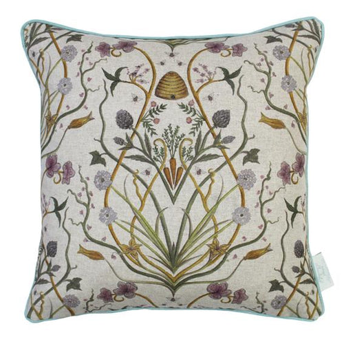 Potagerie Linen Cushion Soft Furnishing Belfield