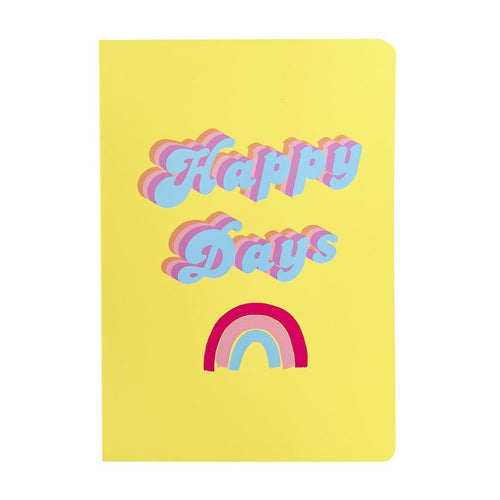 Rainbow Notebook Stationery Go Stationery