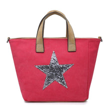 Load image into Gallery viewer, Red Star Handbag Accessories House of Milan