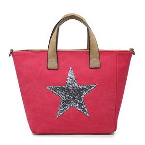 Red Star Handbag Accessories House of Milan