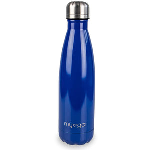 Royal Blue 500ml Drinks Bottle Gift Ryder