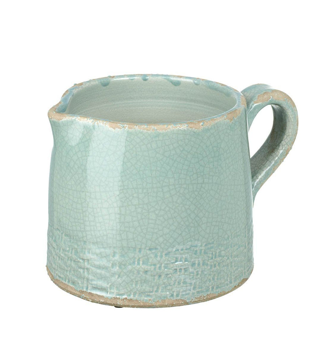 Sea Green Wide Jug Homeware Parlane