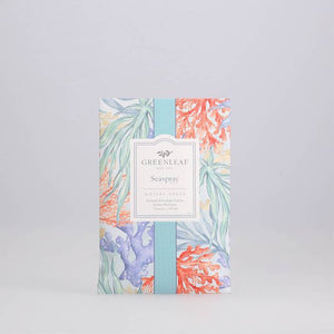 Seaspray Scented Sachet Home Fragrance Heart of the Country