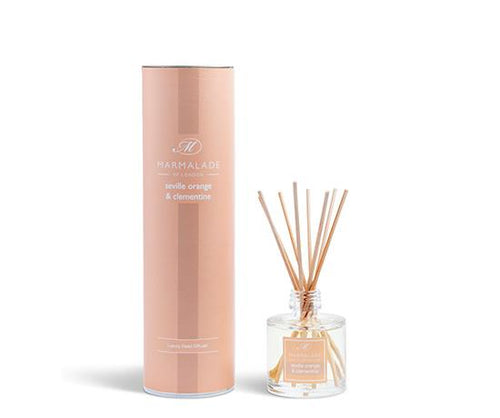Seville Orange and Clementine Reed Diffuser Home Fragrance Marmalade