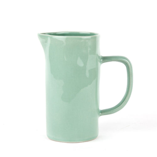 Small Mint Jug Homeware Quail