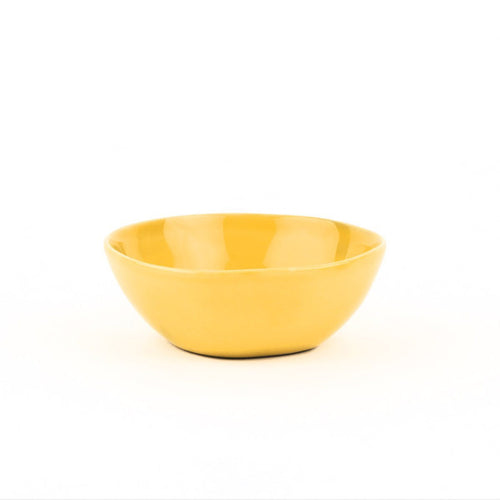 Small Yellow Dipping Bowl Homeware Quail