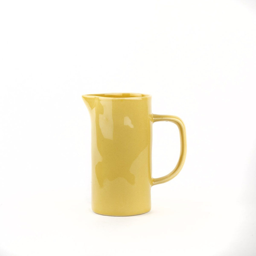 Small Yellow Jug Homeware Quail