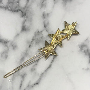 Star Hair Slide Accessories Zelly