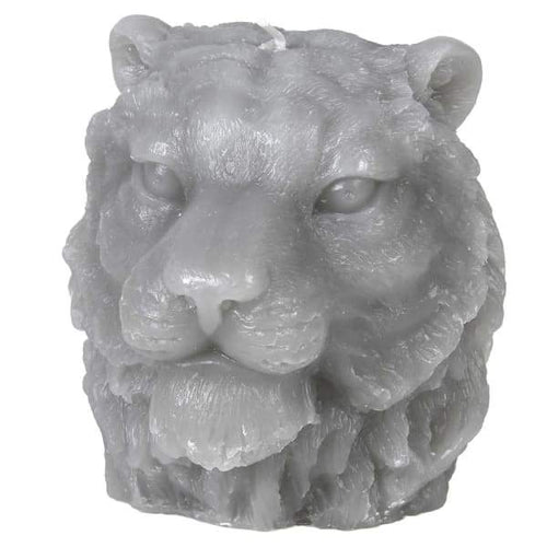 Tiger Head Candle Homeware Coach House