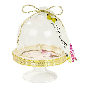 Truly Alice Cake Dome Set Party Talking Tables