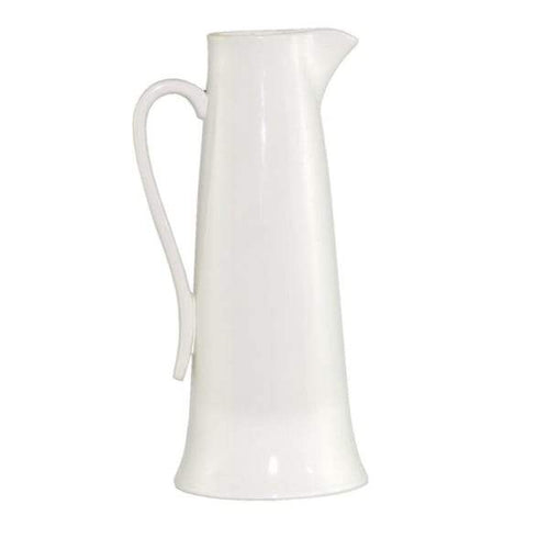 Tudor Rose Tall Ivory Jug Homeware Coach House