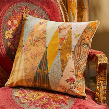Load image into Gallery viewer, Wallpaper Museum Cushion Belfield