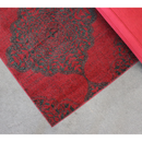 A RUG | ADINA G848A RED/BLACK | Quality Rugs and Furniture