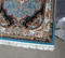A HALLWAY RUNNERS | ZOMOROD HALLWAY RUNNERS 25049 BLUE | Quality Rugs and Furniture