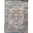 A RUG | FLORA 2799 L.BLUE / L.GREY | Quality Rugs and Furniture