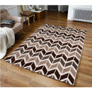 A RUG | JASMINE FE421 CARAMEL BROWN | Quality Rugs and Furniture
