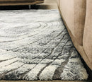 A RUG | ADORA 17350 GREY/CHARCOAL | Quality Rugs and Furniture