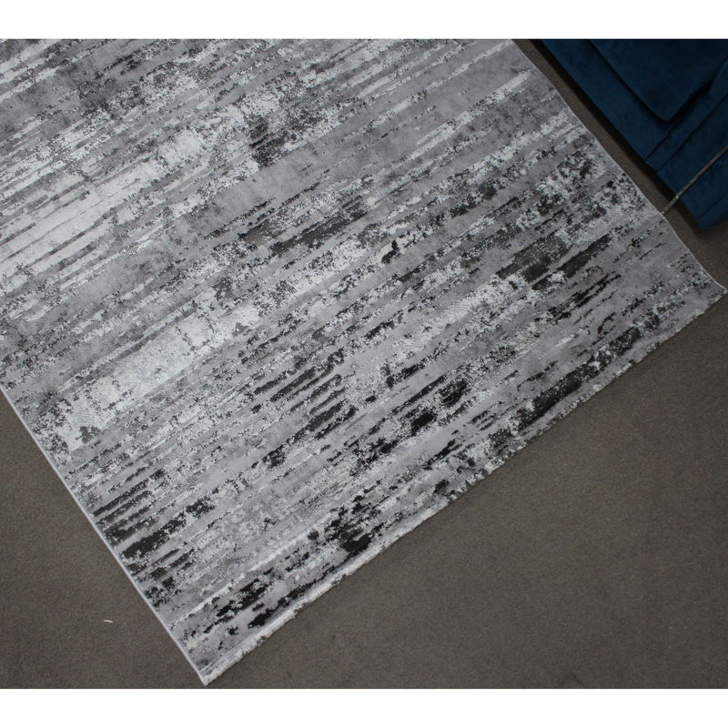 A RUG | ALMIRA G7276 DARK GREY L.GREY | Quality Rugs and Furniture