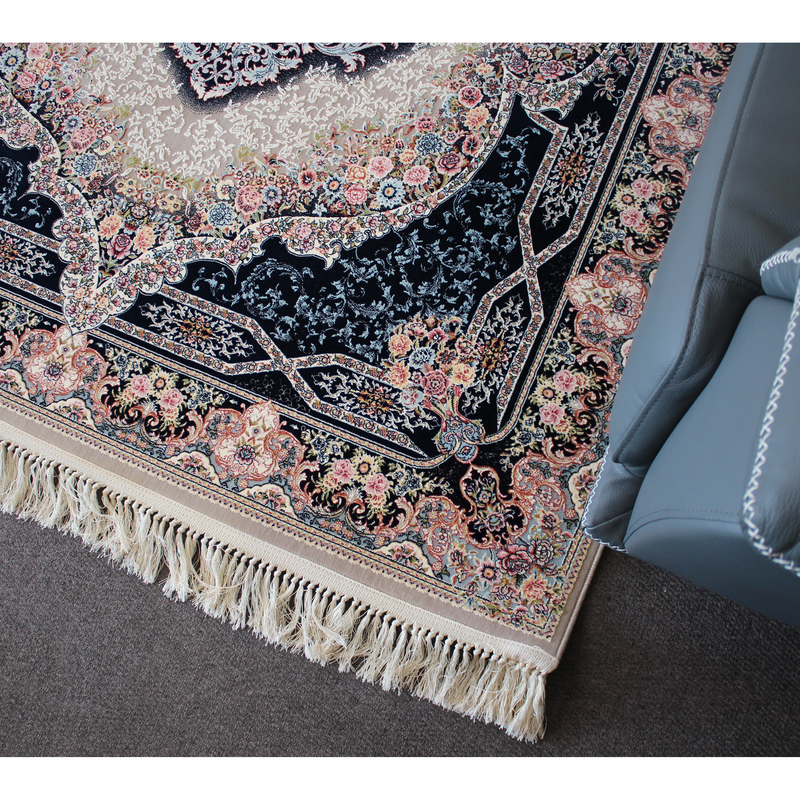 A RUG | ZARTHOSHT 4770 GREY | Quality Rugs and Furniture