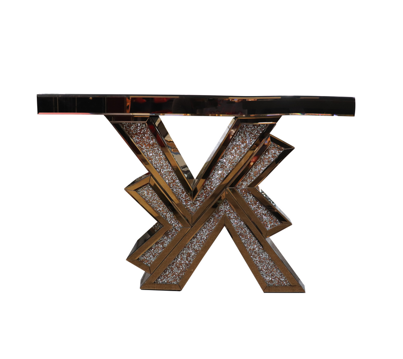 A Console Table | ATLAS CONSOLE TABLE | Quality Rugs and Furniture