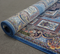 A RUG | ZOMOROD 36019 BLUE | Quality Rugs and Furniture