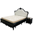 A BEDDING | TAI ZI 3 LEATHER BED | Quality Rugs and Furniture