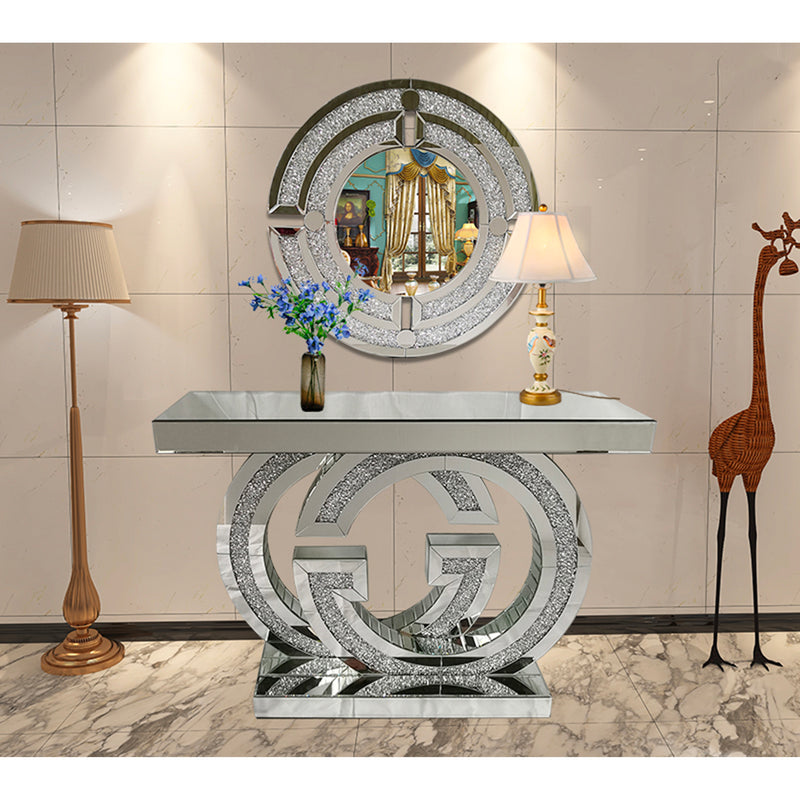 A Console Table | GUCCI CONSOLE TABLE | Quality Rugs and Furniture