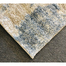 A RUG | CENTURY 30505 CREAM/BLUE | Quality Rugs and Furniture
