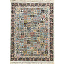 A HALLWAY RUNNERS | TRADITIONAL HALLWAY RUNNER 5111 CREAM | Quality Rugs and Furniture