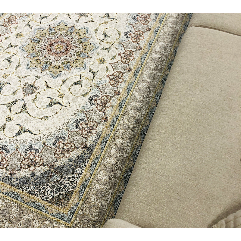 A RUG | TRADITIONAL RUG 5252 CREAM | Quality Rugs and Furniture
