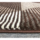 A RUG | FEARY FE424FE424 BROWN DARK BEIGE | Quality Rugs and Furniture