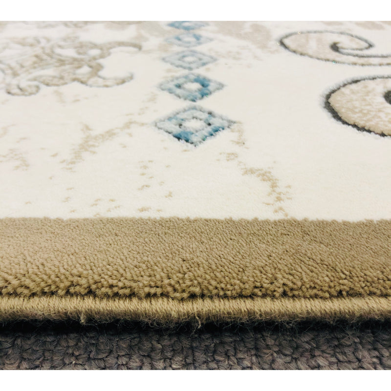 A RUG | ZOMOROD 1730 SILVER | Quality Rugs and Furniture