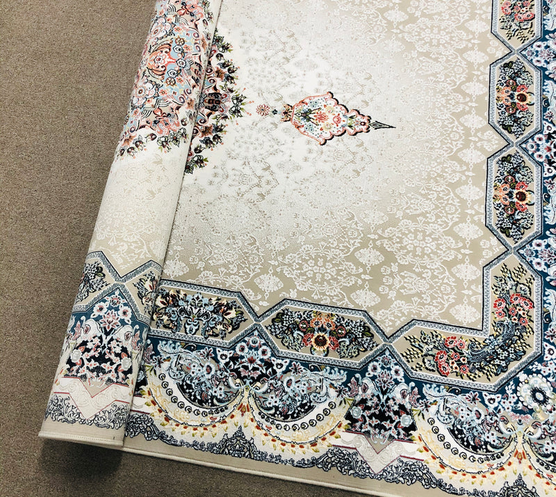 A RUG | TRADITIONAL RUG 4999 GREY | Quality Rugs and Furniture