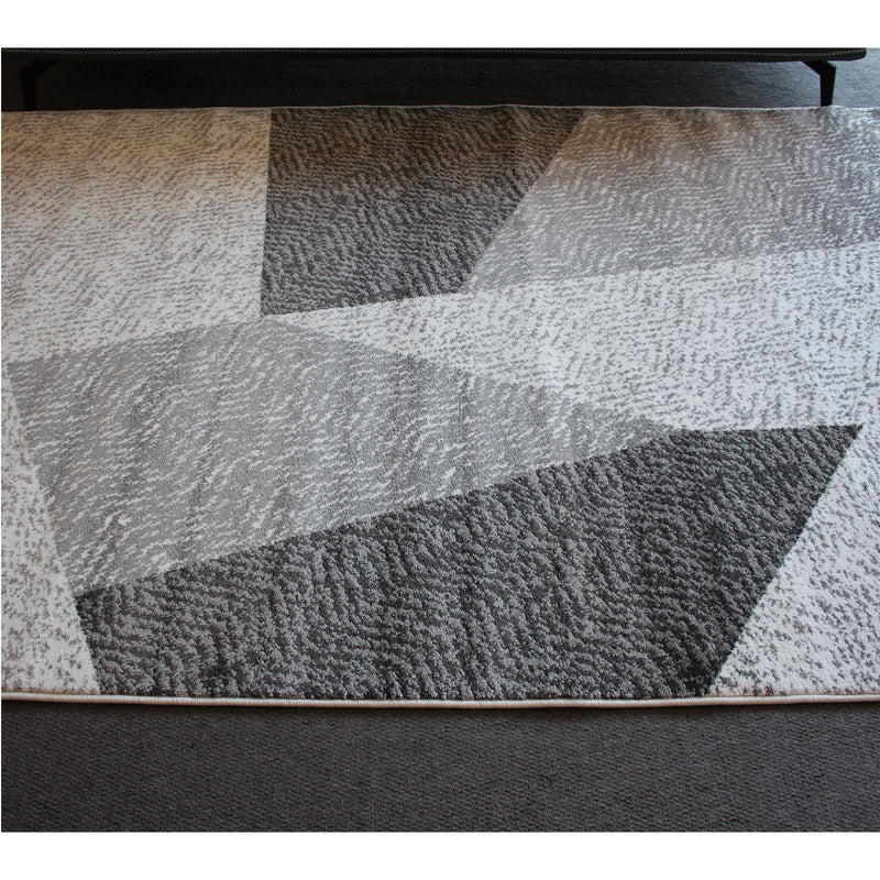 A RUG | JASMINE FE158 CREAM GREY | Quality Rugs and Furniture