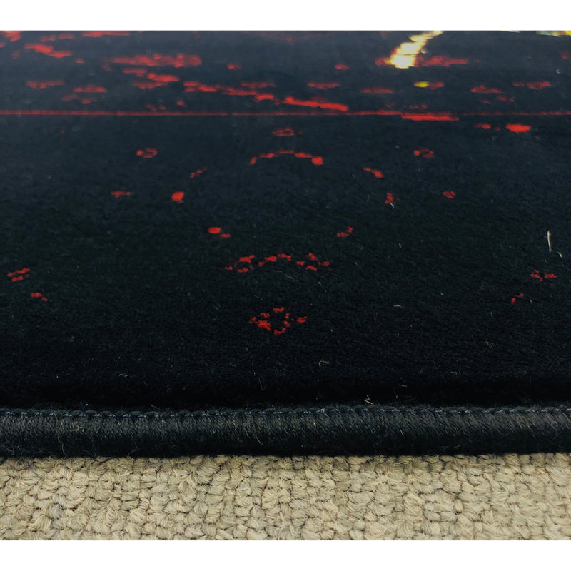 A RUG | ZARTOSHT 3591 BLACK | Quality Rugs and Furniture