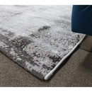 A RUG | ALMIRA G7503 CREAM L.GREY | Quality Rugs and Furniture