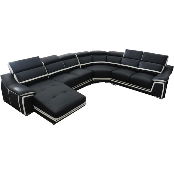 A COUCH | HARVERY LEATHER LOUNGE | Quality Rugs and Furniture