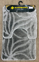 A BATH MAT | SUPER BATH MAT PARRY-GREY | Quality Rugs and Furniture