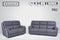 A COUCH | ANANDEZ LEATHER SOFA SET | Quality Rugs and Furniture