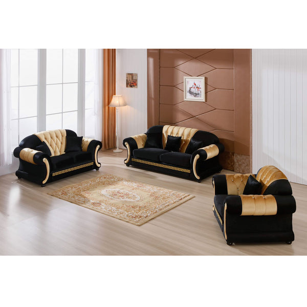 TOKYO LEATHER SOFA LZ098