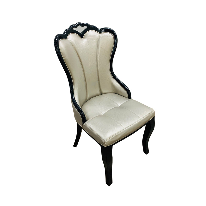 A DINING CHAIR | 918 DINING CHAIR GREY | Quality Rugs and Furniture