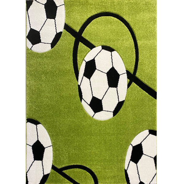 A RUG | MOROCCO C030 GREEN | Quality Rugs and Furniture