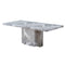 A DINING TABLE | NEWCASTLE DINING TABLE GREY | Quality Rugs and Furniture