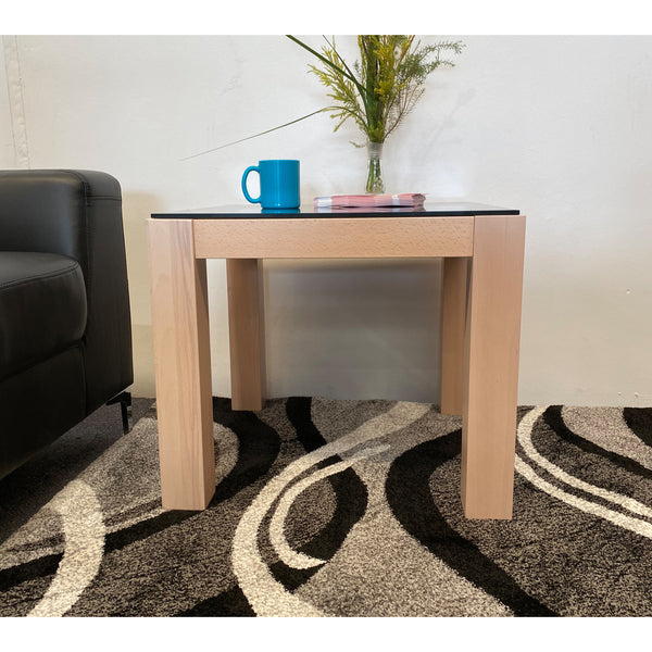 A Side Table | MILKY WHITE SIDE TABLE | Quality Rugs and Furniture