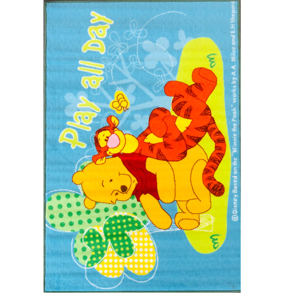 A RUG | PLAY ALL DAY POOH | Quality Rugs and Furniture