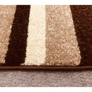 A RUG | LONDON M346 DARK BROWN | Quality Rugs and Furniture