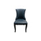 A DINING CHAIR | 903 DINING CHAIRS BLACK | Quality Rugs and Furniture