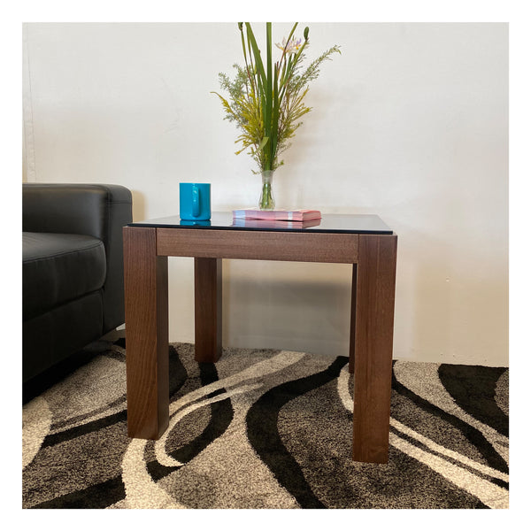 A Side Table | Merlot Side Table | Quality Rugs and Furniture